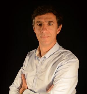 Portrait Stéphane Bajenoff